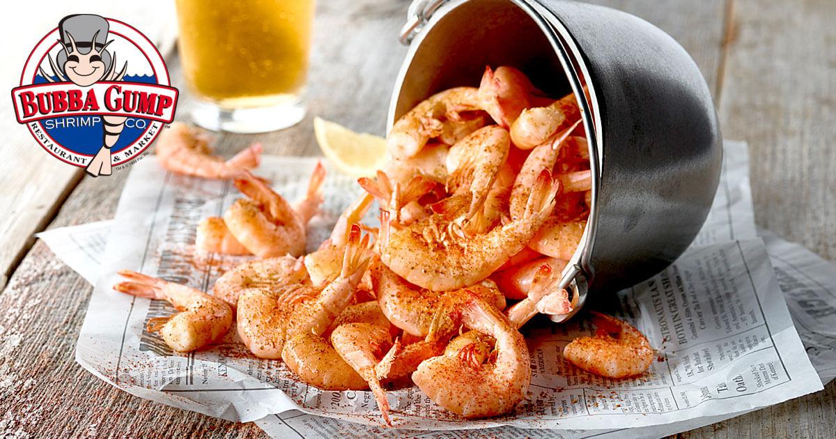 ババ・ガンプ・シュリンプ 公式サイト - Bubba Gump Shrimp Co.